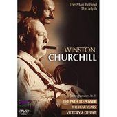 Winston Churchill... The Man Behind the Myth on DVD
