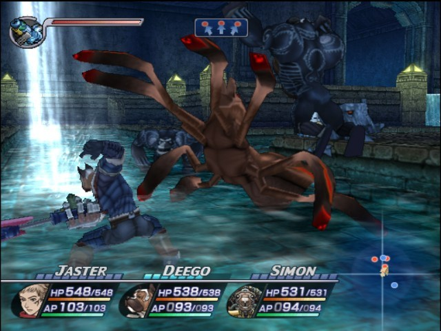 Rogue Galaxy for PlayStation 2 image