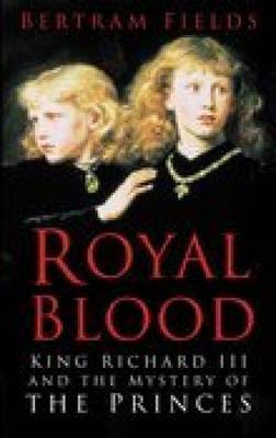 Royal Blood by Bertram Fields image