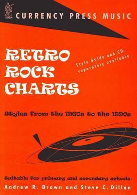 Retro Rock Charts by Andrew R. Brown