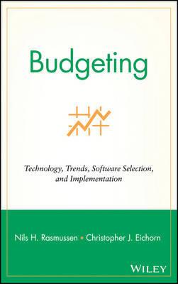 Budgeting by Nils H Rasmussen