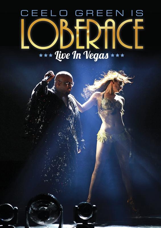 CeeLo Green - Loberace Live in Las Vegas on DVD