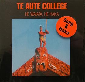 He Waiata, He Haka by Te Aute College