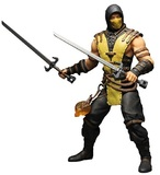 "Mortal Kombat X: Scorpion 12"" Action Figure"