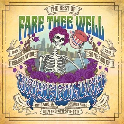 Fare Thee Well (The Best of) by The Grateful Dead