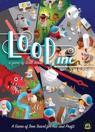 Loop Inc. - Board Game