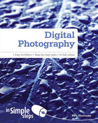 Digital Photography in Simple Steps by Ken Bluttman image
