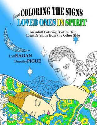 Coloring the Signs from Loved Ones in Spirit by Lyn Ragan image