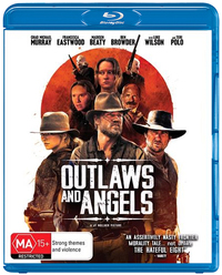 Outlaws and Angels on Blu-ray