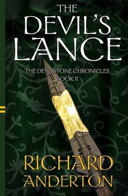 The Devil's Lance by Richard Anderton image
