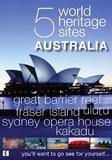 5 World Heritage Sites: Australia on DVD