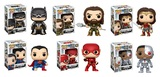 Justice League (Movie) - Pop! Vinyl Bundle