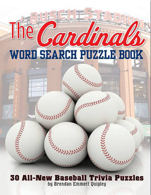 Cardinals Rule! Word Search Puzzle by Quigley