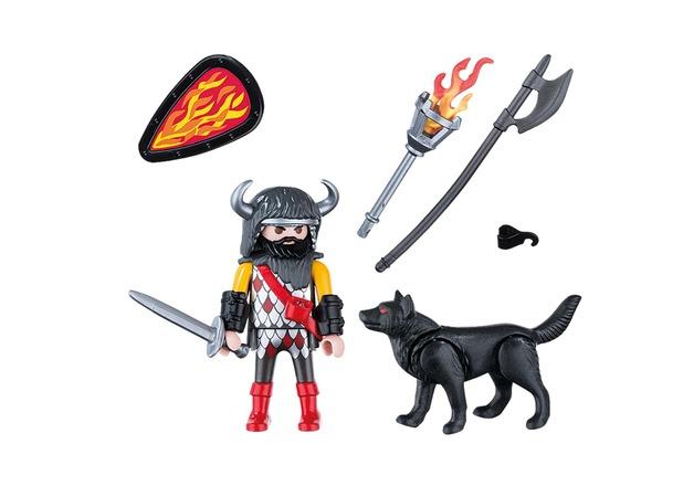 Playmobil: Special Plus - Wolf Warrior
