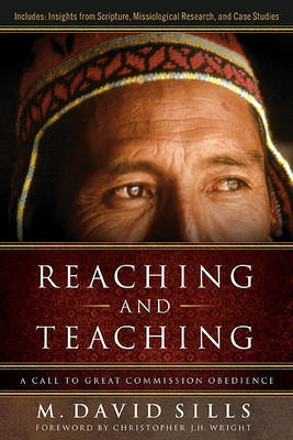 Reaching and Teaching by Michael David Sills image