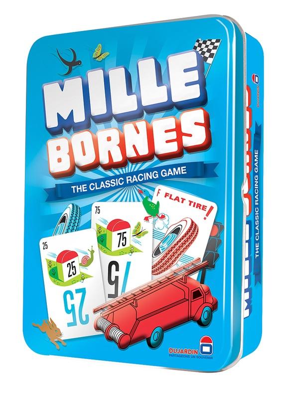 Mille Bornes - Card game