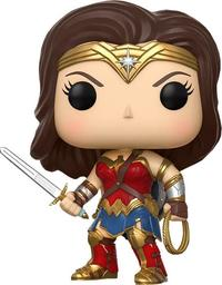 Justice League (Movie) - Wonder Woman Pop! Vinyl Figure image