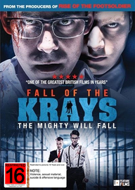 Fall of the Krays on DVD