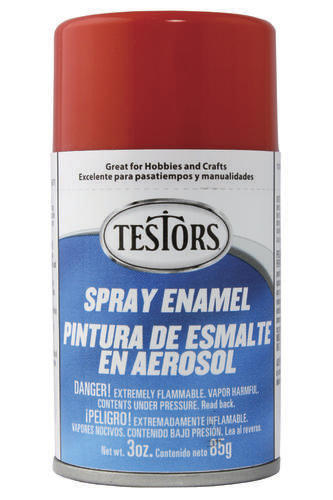 Model Master: Enamel Aerosol - Red