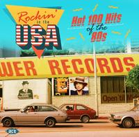 Rockin In The Usa - Hot 100 Hits Of The 80s by Various Artists