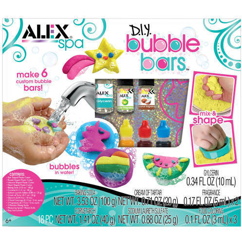 Alex Spa: DIY Bubble Bars - Craft Kit