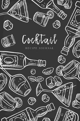 Cocktail Recipe Journal by Michelia Creations