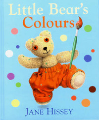 Little Bear's Colours by Jane Hissey image