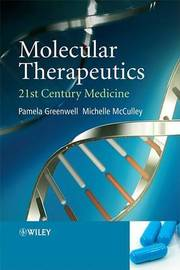 Molecular Therapeutics by Pamela Greenwell image