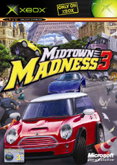 Midtown Madness 3 for Xbox