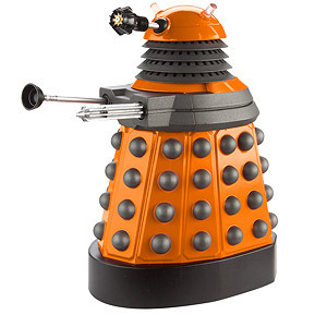 Doctor Who Dalek Paradigm - Orange Dalek Scientist