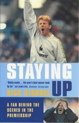 Staying Up by R.A. Gekoski