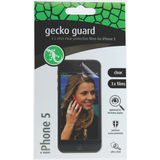 Gecko Screen Guard for iPhone 5/5S - Clear (3 Pack)