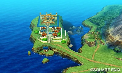 Dragon Quest VII: Fragments of the Forgotten Past for 3DS image