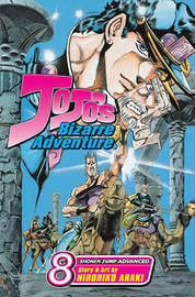 Jojo's Bizarre Adventure: Stardust Crusaders, Vol. 8 by Hirohiko Araki