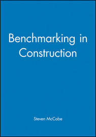 Benchmarking in Construction by Steven McCabe image
