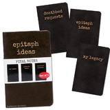 Final Notes - Notebook Set