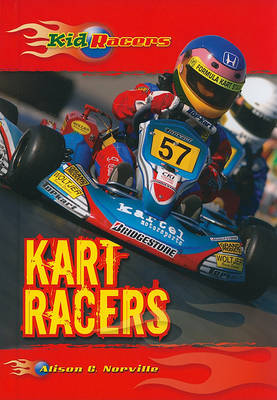 Kart Racers by Alison G Norville