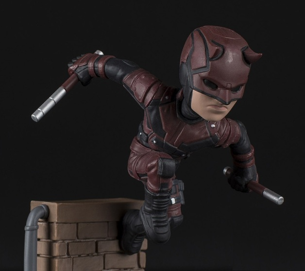 Marvel - Daredevil Q-Fig Diorama