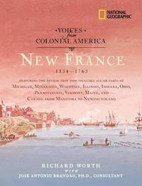 Voices from Colonial America by Richard Worth image