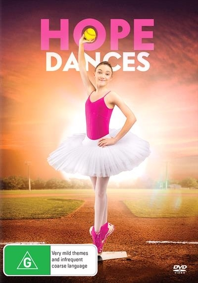 Hope Dances on DVD image