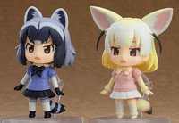 Kemono Friends: Nendoroid Fennec - Articulated Figure image