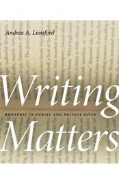 Writing Matters by Andrea A Lunsford image