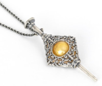 Harry Potter: Replica Necklace - Gellert Grindelwald's Pendant image