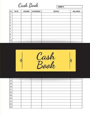 Cash Book by David J Barnett Publishing