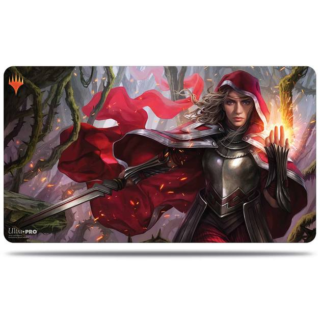 Ultra Pro: Magic The Gathering Playmat: Throne of Eldraine Rowan