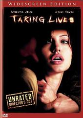 Taking Lives - Director's Cut on DVD