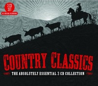 Country Classics: The Absolutely Essential Collection (3CD) by Various