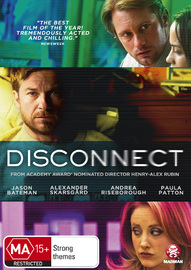 Disconnect on DVD