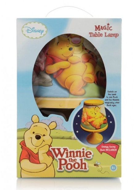 Magic Table Lamp - Winnie the Pooh