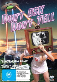 Don't Ask Don't Tell on DVD